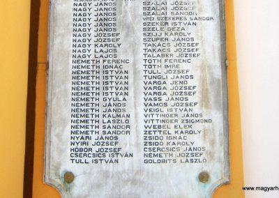 Sárvár I. világháborús emlékmű 2014.08.07. küldő-Emese (14)