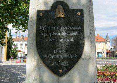 Sárvár I. világháborús emlékmű 2014.08.07. küldő-Emese (3)