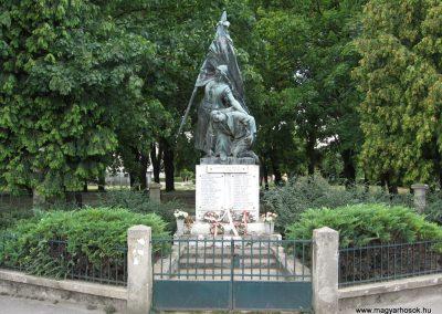 Sásd I.vh emlékmű 2007.08.04.küldő-Kályhás