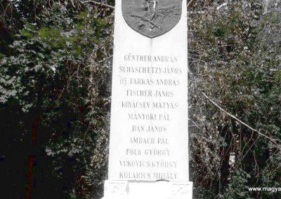 Sátorhely világháborús emlékmű 2012.07.15. küldő-Bagoly András (4)