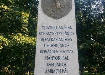 Sátorhely világháborús emlékmű 2014.09.09. felújítás után küldő-KRYSZ (2)