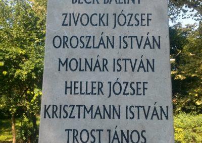 Sátorhely világháborús emlékmű 2014.09.09. felújítás után küldő-KRYSZ (3)