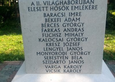 Sátorhely világháborús emlékmű 2014.09.09. felújítás után küldő-KRYSZ (5)