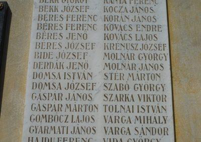 Sávoly I.vh emléktábla 2009.06.09.küldő-Sümec (1)
