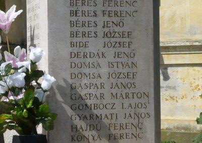 Sávoly világháborús emlékmű 2009.06.09.küldő-Sümec (1)