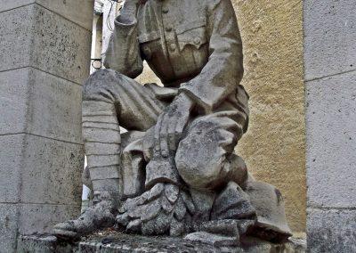 Sóskút I.világháborús emlékmű 2012.06.03. küldő-Ocsovai András (2)
