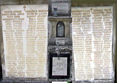 Sóskút I.világháborús emlékmű 2012.06.03. küldő-Ocsovai András (3)