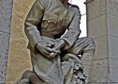 Sóskút I.világháborús emlékmű 2012.06.03. küldő-Ocsovai András (4)