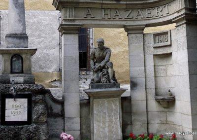 Sóskút I.világháborús emlékmű 2012.06.03. küldő-Ocsovai András (5)