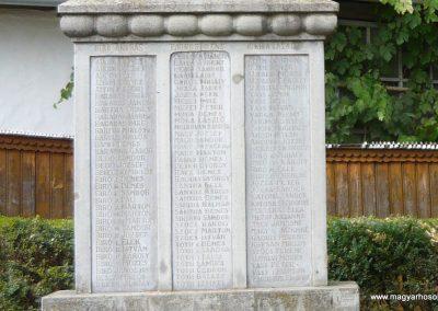 Sóvárad világháborús emlékművek 2009.08.23.küldő-Ágca (3)