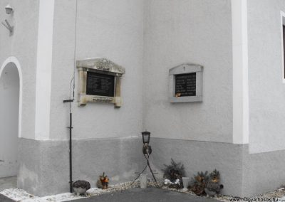 Söpte világháborús emléktáblák 2010.02.06. küldő-Gyurkusz (1)