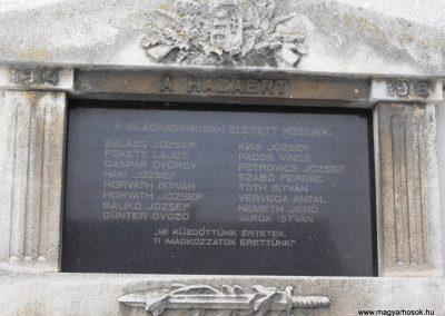 Söpte világháborús emléktáblák 2010.02.06. küldő-Gyurkusz (2)