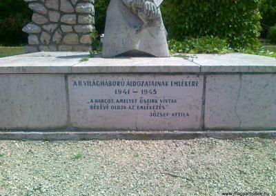 Sümeg II.vh emlékmű 2011.05.17. küldő-Csiszár Lehel (3)