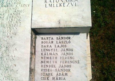 Sümeg II.vh emlékmű 2011.05.17. küldő-Csiszár Lehel (6)