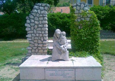 Sümeg II.vh emlékmű 2011.05.17. küldő-Csiszár Lehel (7)