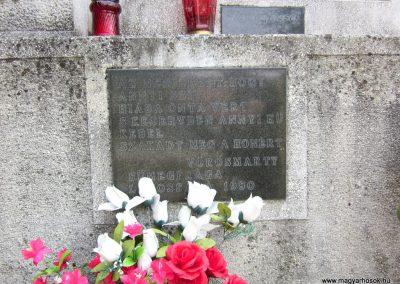 Sümegprága világháborús emlékmű 2014.04.13. küldő-Sümegi Andrea (7)