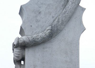 Sajóecseg világháborús emlékmű 2011.02.20. küldő-Röghegyiné Spisák Anita (4)