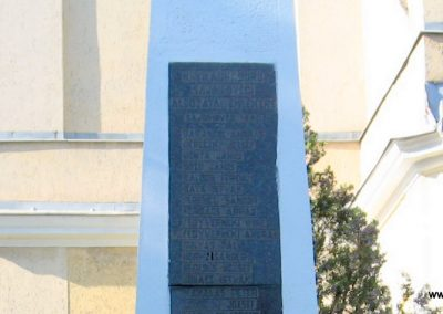 Sajóhidvég világháborús emlékmű 2007.09.24. küldő-Kályhás (1)