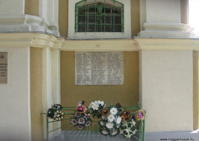 Sajólád világháborús emléktáblák 2008.04.21. küldő-Kályhás (4)