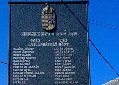 Sajónémeti világháborús emlékmű 2012.03.20. küldő-Pataki Tamás (2)