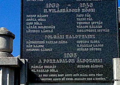 Sajónémeti világháborús emlékmű 2012.03.20. küldő-Pataki Tamás (3)