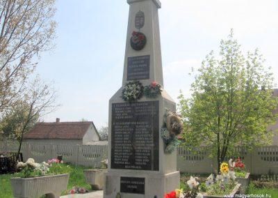 Sajópetri világháborús emlékmű 2008.04.21.külő-Kályhás (2)