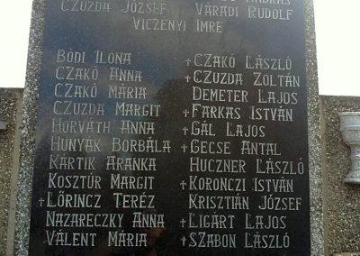 Sajószentkirály II. világháborús emlékmű 2012.07.12. küldő-Pataki Tamás (1)