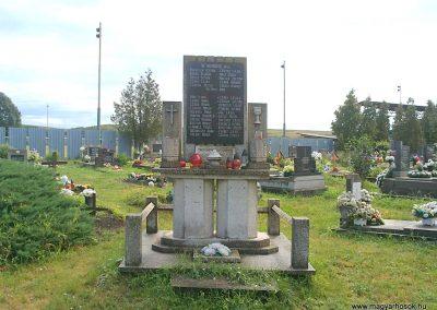 Sajószentkirály II. világháborús emlékmű 2012.07.12. küldő-Pataki Tamás