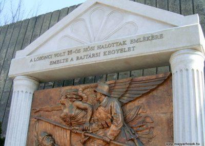 Salgótarján Hősi emlékmű 2008.02.21.küldő-Kiev (1)