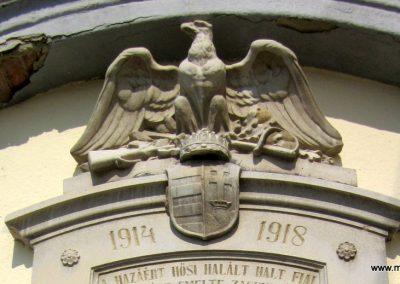 Salgótarján- Zagyvaróna I. világháborús emléktábla 2012.09.03. küldő-kalyhas (3)
