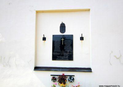 Salgótarján- Zagyvaróna II. világháborús emléktábla 2012.09.03. küldő-kalyhas