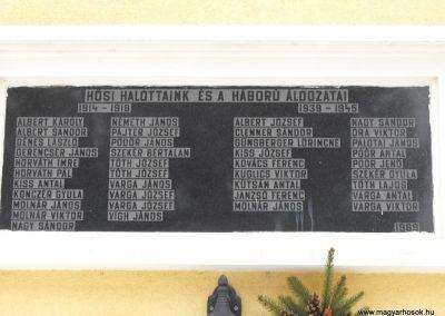Salköveskút világháborús emléktábla 2010.02.06. küldő-Gyurkusz (2)