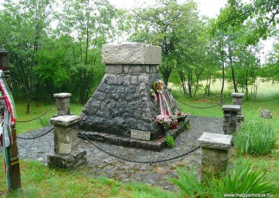 San Martino del Carso, Olaszország I. világháborús emlékmű 2008.06.04. küldő-V3t3r4n (1)