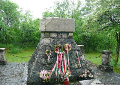 San Martino del Carso, Olaszország I. világháborús emlékmű 2008.06.04. küldő-V3t3r4n (2)