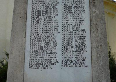 Sarkad I.vh emlékmű 2009.07.27.küldő-Sümec (4)