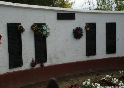 Segesd világháborús emlékmű 2009.04.21. küldő-Sümec (6)