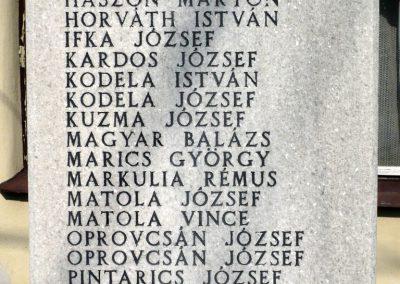 Semjénháza világháborús emlékmű 2010.07.14. küldő-Sümec (4)