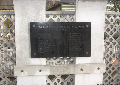 Serényfalva világháborús emlékmű 2008.03.02.küldő-Kályhás (2)