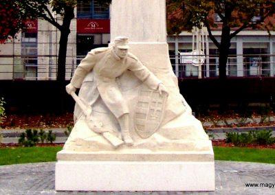 Siófok I.vh emlékmű felújítás után 2011.10.29. küldő-Szilsomogy (3)