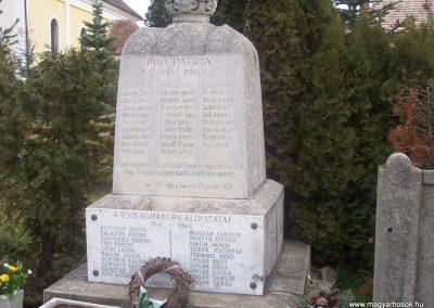 Simaság világháborús emlékmű 2009.11.12. küldő-Karolina (3)