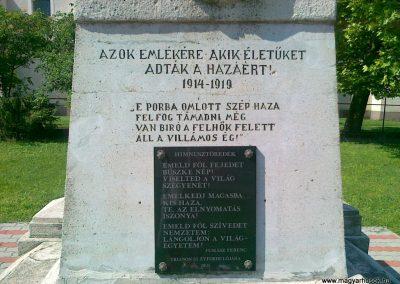 Solt I.vh emlékmű 2010.07.13 küldő-Csiszár Lehel (3)