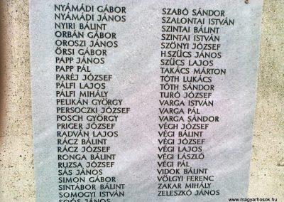 Solt I.vh emlékmű 2010.07.13 küldő-Csiszár Lehel (9)