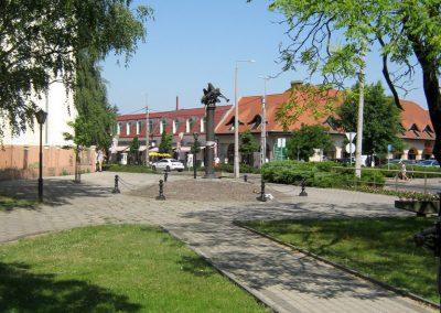 Soltvadkert II. világháborús emlékmű 2015.06.13. küldő-Emese