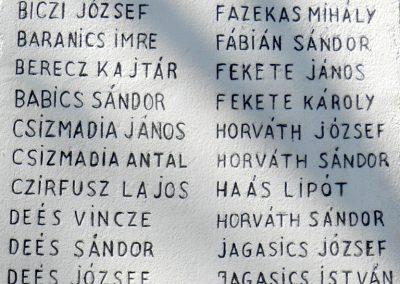Somlóvásárhely világháborús emlékmű 2018.04.08. küldő-Huber Csabáné (3)