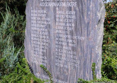 Somogycsicsó világháborús emlékmű 2014.10.18. küldő-Huber Csabáné (3)