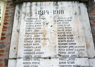 Somogygeszti világháborús emlékmű 2012.06.09. küldő-Sümec (6)