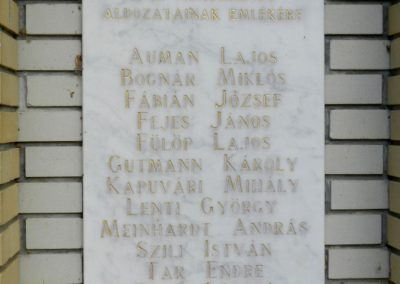Somogymeggyes II. világháborús emlékmű 2014.08.24. küldő-Huber Csabáné (2)