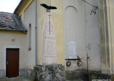 Somogyzsitfa- Somogyfehéregyház II. világháborús emléktábla 2013.04.12. küldő-Sümec