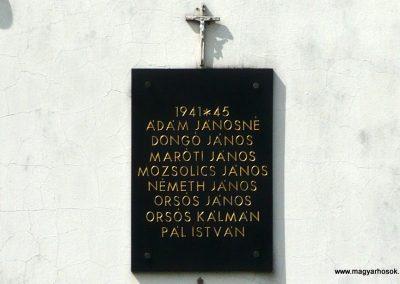 Somogyzsitfa- Szőcsénypuszta II. világháborús emléktábla 2013.04.12. küldő-Sümec (2)