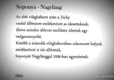 Soponya-Nagyláng I. világháborús emlékmű 2015.03.07. küldő-Méri (8)